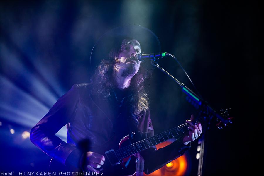 Opeth Helsinki